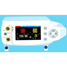 Po80A SpO2 Pulse Reate Tabletop Pulse Oximeter