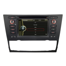 One DIN Car DVD Player for BMW 3 Series E90/E91/E92/E93 with Automatic Air-Conditioner (HL-8798GB)