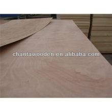 5mm PLB cara / back planta de madera contrachapada de madera de álamo con precio barato