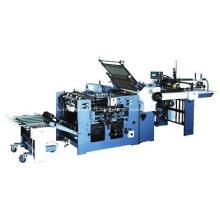 Combi-Folding Machine (avec couteau à commande mécanique)
