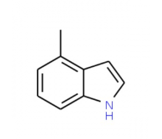 98% de MIN 4-METIL-1H-INDOLE CAS NO.16096-32-5