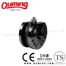 Carbon Steel Wafer Ball Valve with Hand Lever