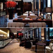 Excellente table moderne de restaurant hôtelière (EMT-SKD05)