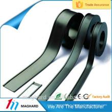 Гибкая прокладка для магнитной ленты с резиновым покрытием