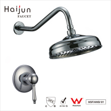 Haijun 2017 China Wholesale cUpc Bathroom Single Handle Shower Faucet Set