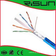 LAN-Kabel Netzwerkkabel CAT6 FTP mit CE RoHS ISO9001 ETL
