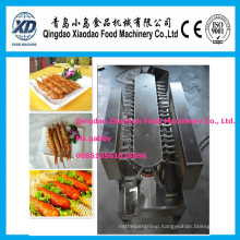 Smokeless Meat Skewer Grilling Machine