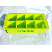 Atoxic Silicone Rubber Ice Tray