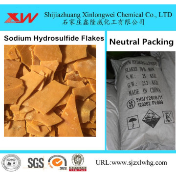 High Quality Sodium Sulfhidrat NaHS 70%