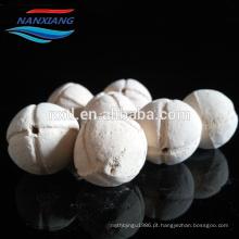 Bola Refratária Cerâmica para Armazenamento de Calor