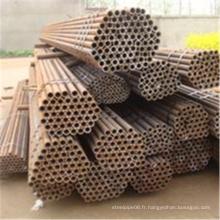 Tuyau en acier sans soudure en carbone à tube noir JIS G3461 à prix compétitif de Chengsheng