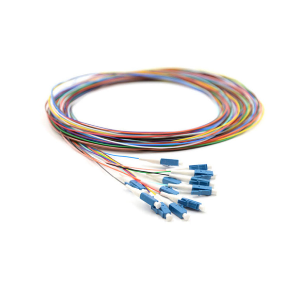 12 Core Fiber Optic Pigtail