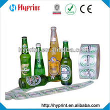 Custom Pressure Sensitive label