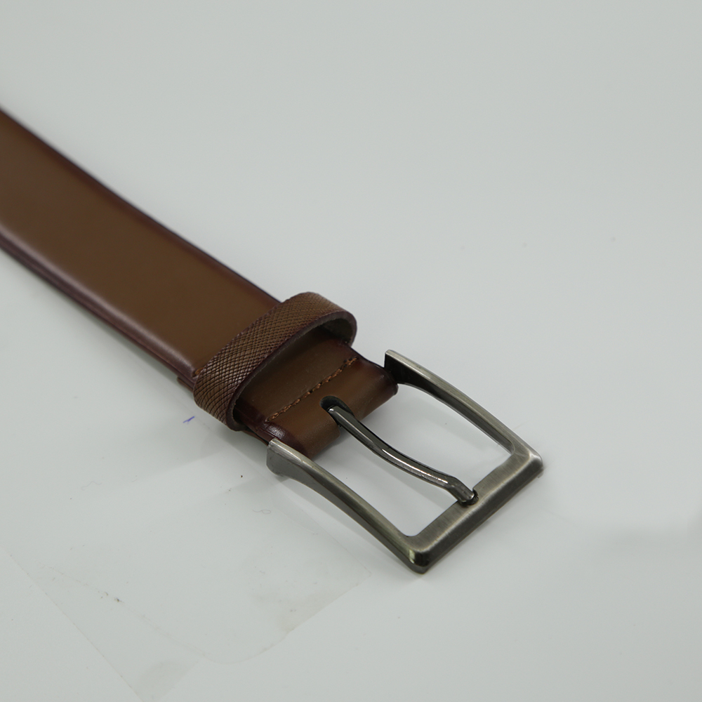 Cow leather belt