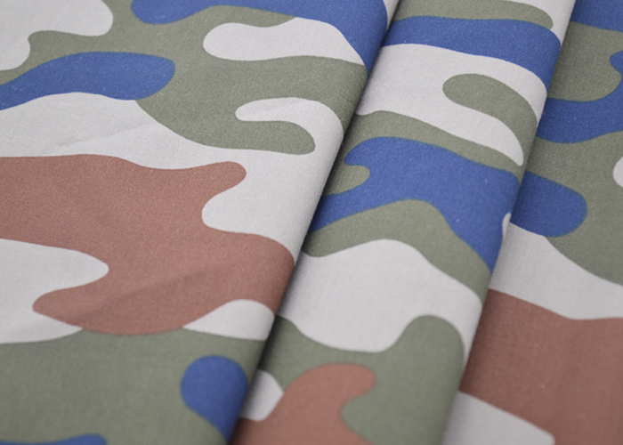T/C Camouflage fabric