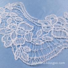 White Crochet Lace Trim for Dress
