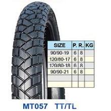 Motorrad-Reifen 90/90-19 120/80-17 120/80-18 990/90-21