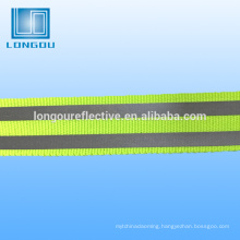 iron or sew on reflective tape for safety vest