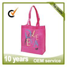 Customized cute nonwoven shopping bag