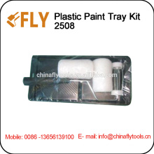 High Quality Plastic paint tray Paint roller Brush