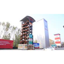 Vertical Rotary Ferris Wheel  Smart Parking Equipment