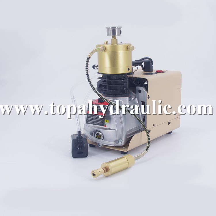 High pressure 30bar mini pcp 3hp air compressor