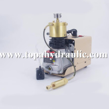 4500psi abac 3hp 300bar shoebox compressor de mergulho