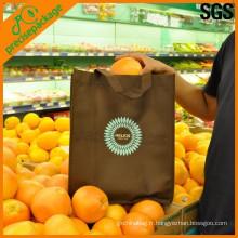sacs à provisions imprimés écologiques bon marché promotionnels