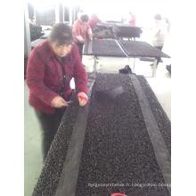 Égout de géocomposite utilisé dans le projet de drainage Construction, drainage aveugle
