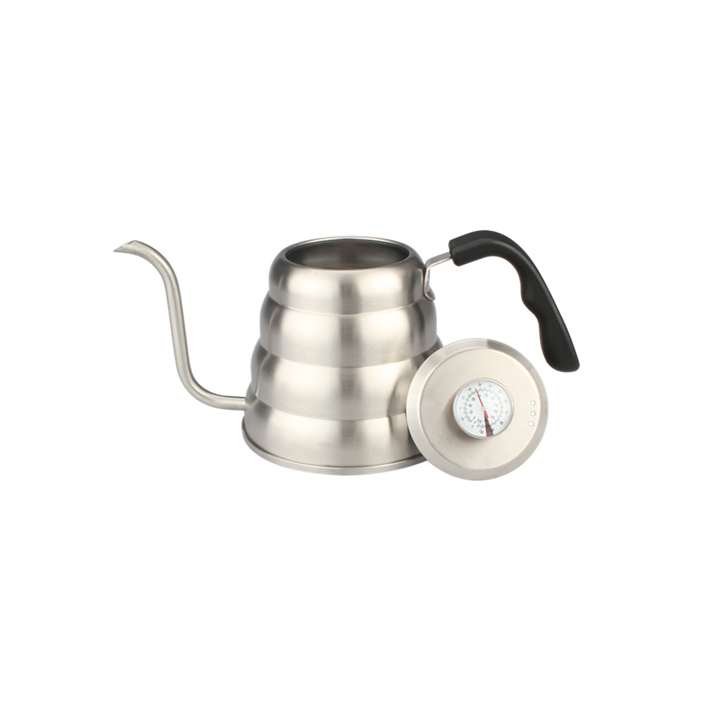 Steel cover-Pour Over Coffee Kettle