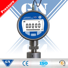 Inch Steel Plastic Digital Pressure Gauge with Safety Requirement (CX-DPG-RG-51)