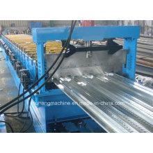 Qualität hohe Effizienz anpassen Automatische verzinkte Stahl Dachboden Deck Roll Forming Line