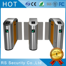 Security Pedestrian Turnstile Gate Swing Arm Barrier