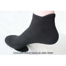 Calcetines de algodón de tobillo -8
