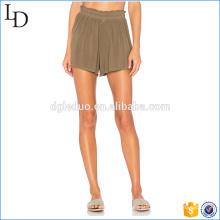 Calções de venda quente de tecido Softshell calções de jogging por grosso
