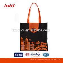 Atacado de alta qualidade dobra saco de compras