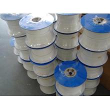 Gland PTFE Teflon Embalagem de pura trança usado em alta pressão