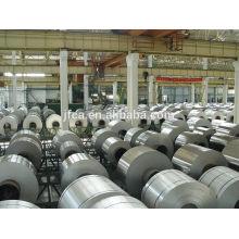 Série 1000 alliage d'aluminium application décorative bande d'aluminium