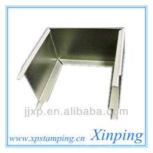 Fabricação de suportes de suporte carimbados de aço carbono