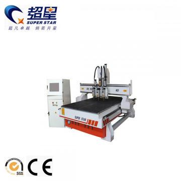 Multi Heads machine wooding engraving machine
