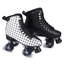 Soft Boot Quad Roller Skate for Adults (QS-45)