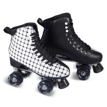 Мягкая роликовая коньковая обувь для взрослых (QS-45)