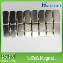 aimants de néodyme cuboïde de terres rares n52 F23x21x10mm
