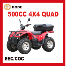 EEC 500cc 4 X 4 ATV Quad