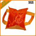 billig eco orange nichtgewebte Weinflaschentasche