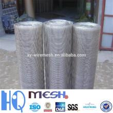 Vente chaude! Montage en fil métallique soudé galvanisé à bas prix / panneau de maille soudé galvanisé