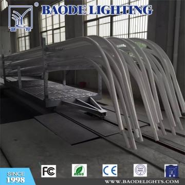 Rodada/poligonal Q235 aço 08/06/11 m poste de iluminação pública (BDP-LD1s0)