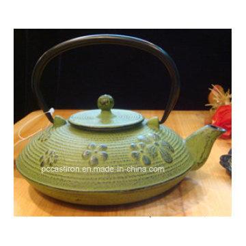Proveedor de tetera de hierro fundido PCE08