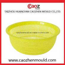 Molde plástico do arroz da injeção plástica / da cesta de fruta em China