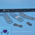 Привести Штемпелюя Рамка изготовлена из латуни с Селективным покрытием